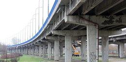 Zwężą wiadukt zamiast naprawić