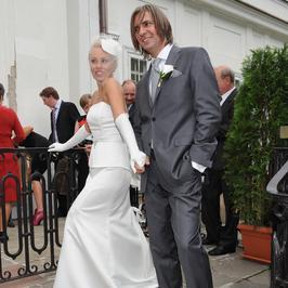 Ślub Moniki Jarosińskiej