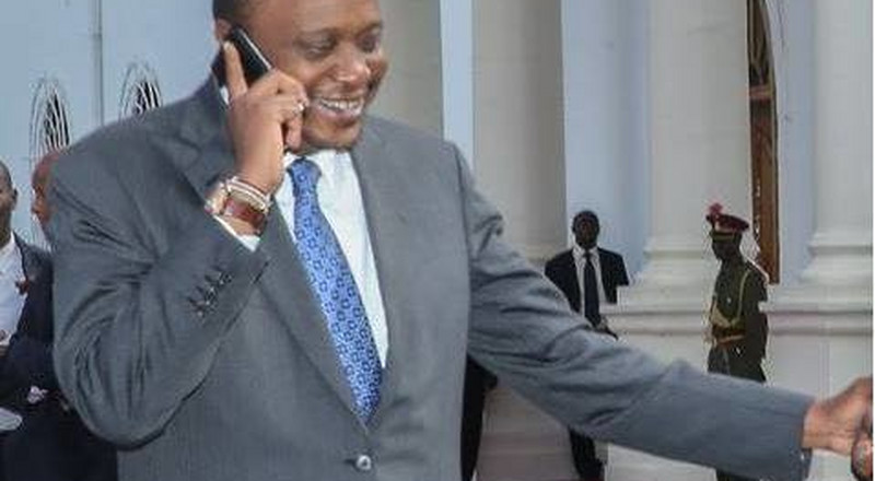 Details of Uhuru's secret phone call that pushed Mudavadi and Wetangula to attend BBI rally at Bukhungu