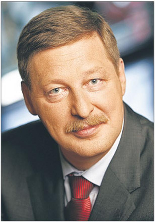 Andrzej Parafianowicz, wiceminister finansów odpowiedzialny za kontrole skarbowe Fot. Archiwum