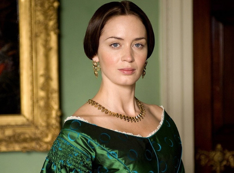 """""""The Young Victoria"""" Emily Blunt"""