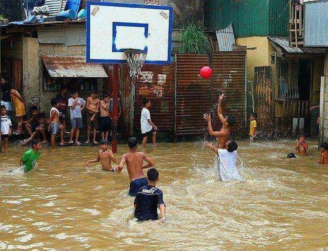 Detalj sa ulica u Manili