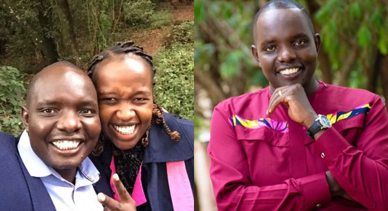 KTN's Anthony Ndiema & wife welcome baby number 4 (Photo)