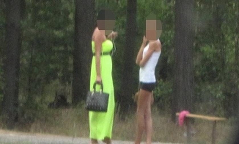 Prostytutki przy S8