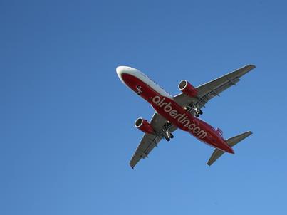 Linie lotnicze Air Berlin otrzymały kredyt w wysokości 150 mln euro w celu utrzymania połączeń