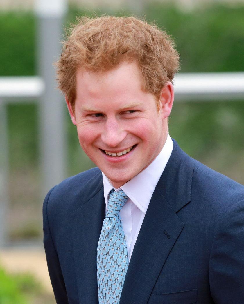 Książę Harry w Nowej Zelandii