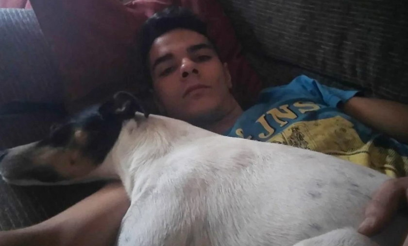 Alberto Gomez (28 l.) zamordował i zjadł swoją matkę.