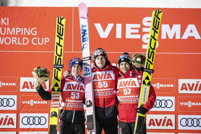 ITA, FIS Weltcup Skisprung, Val di Fiemme