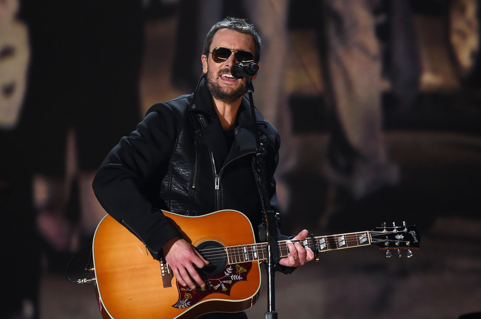 Eric Church na Grammy 2015