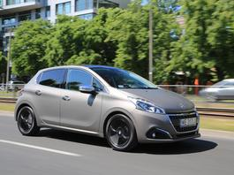 Używany Peugeot 208 –dobre auto w dobrej cenie!