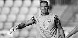 Marcin Zarychta nie żyje. Były bramkarz polskiego klubu zmarł w Wielkiej Brytanii
