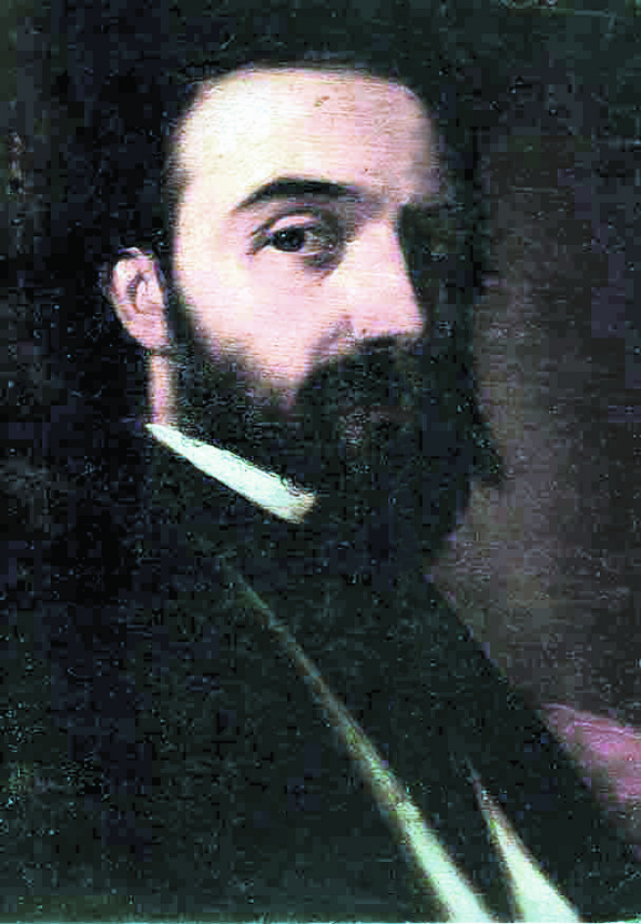Delima oblikovao nacionalnu svest, Đura Jakšić