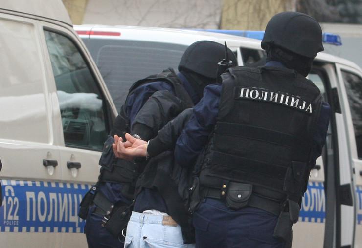 policija privodjenje