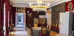 Pałac w Rogalinie znów otwarty