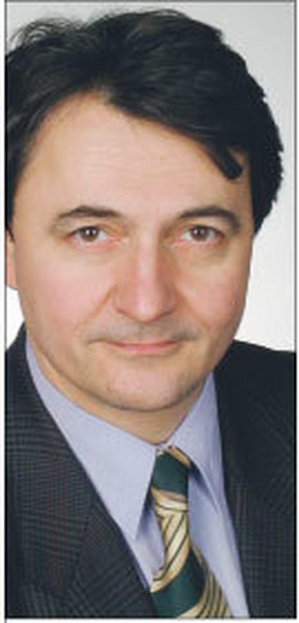 Jerzy Naumann, adwokat, prezes Wyższego Sądu Dyscyplinarnego przy Naczelnej Radzie Adwokackiej