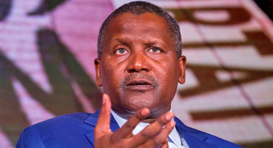 Aliko Dangote is Africa's richest man (Business Insider)