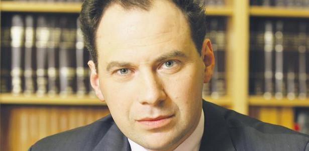Michał Stępniewski, dziekan Okręgowej Izby Radców Prawnych w Warszawie