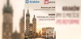 Semestr po reformie edukacji w Krakowie