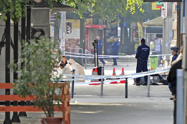 Węgry. W sobotę doszło do ekspolozji w Budapeszcie.