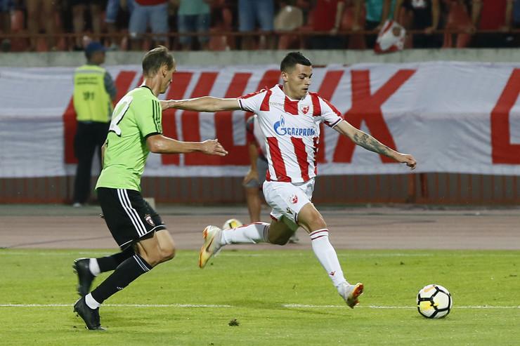 FK Crvena zvezda, Nemanja Radonjić
