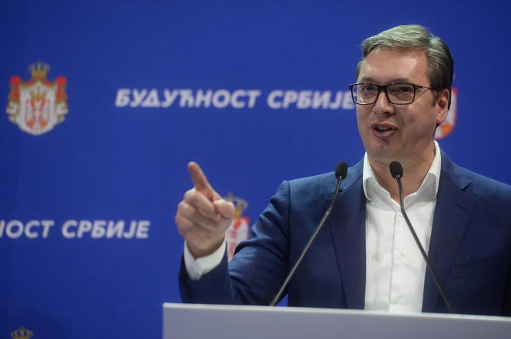 Aleksandar Vucic, Sremska Mitrovica6, Tanjug, predsednistvo Srbije