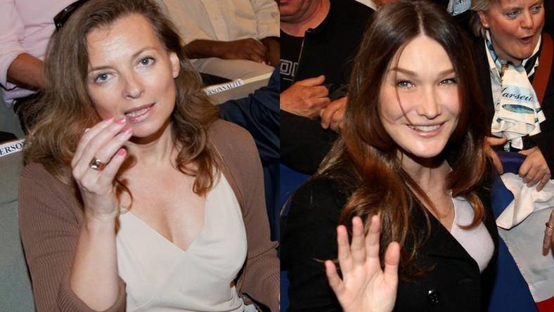 Valerie Trierweiler zastąpi Carlę Bruni-Sarkozy w roli pierwszej damy Francji