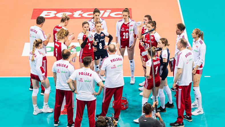 Polskie siatkarki poznały rywalki w fazie grupowej mistrzostw Europy