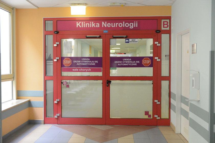 Oddział neurologii USK