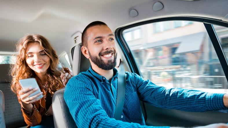 Rozmowa w taksówce