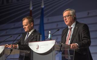 Tusk kontra Juncker. Rosyjski gaz dzieli Unię Europejską