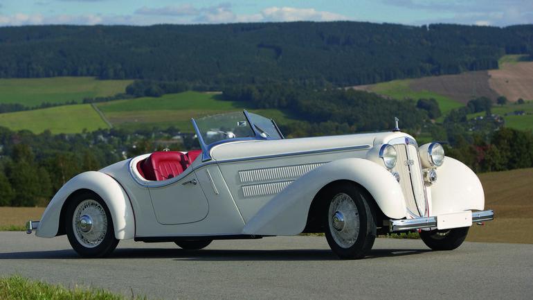 Audi Front 225 Roadster z 1935 roku