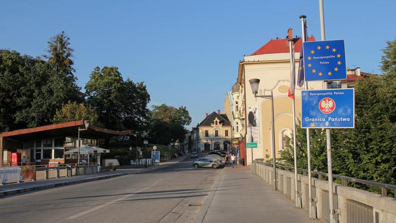 Polska granica