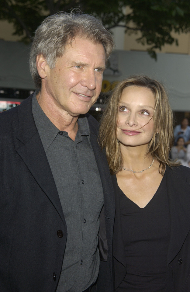 Harrison Ford i Calista Flockhart