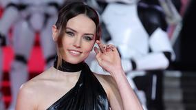 """""""Gwiezdne wojny: Ostatni Jedi"""": gwiazdy na premierze w Londynie"""