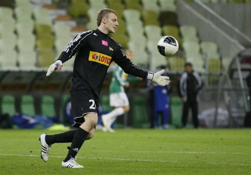 Pawłowski cieszy się z Udinese