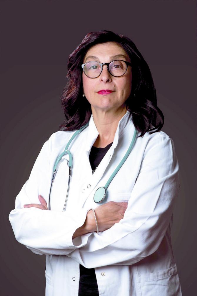 """Profesor dr Zorica Živković, pedijatar-pulmolog u KBC """"Dr Dragiša Mišović - Dedinje"""""""