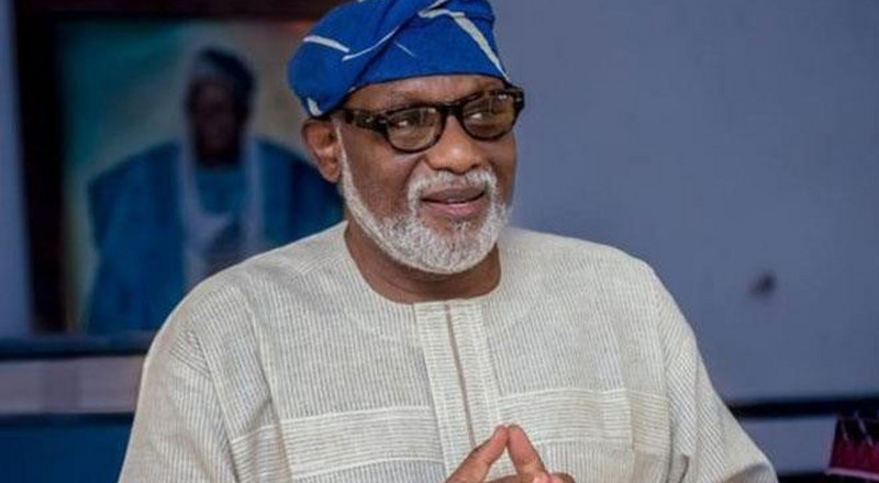 Gov Akeredolu confirms first Coronavirus case in Ondo