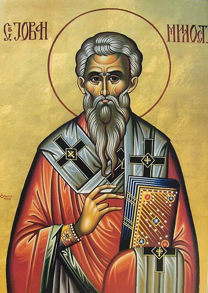 Sveti Jovan Milostivi