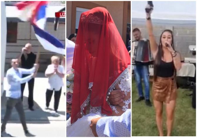 Zbog ovih svadbi se Balkan tresao