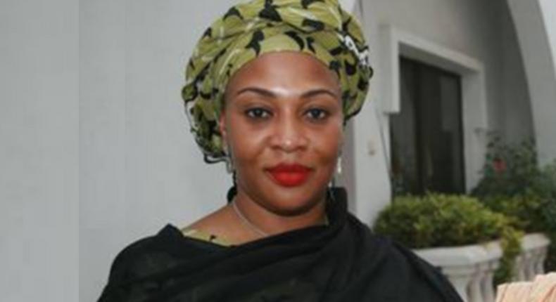 Minister of State for Transportation, Senator Gbemisola Saraki [Punch]