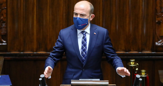 Sejm. Borys Budka z ostrym komentarzem o Ryszardzie Terleckim