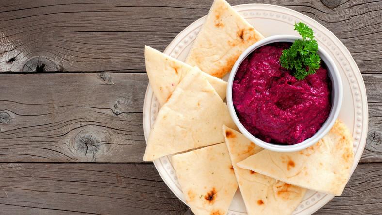 Hummus i pita
