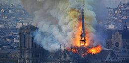 """Odnaleziono """"szczęśliwego koguta"""" z iglicy Notre Dame"""
