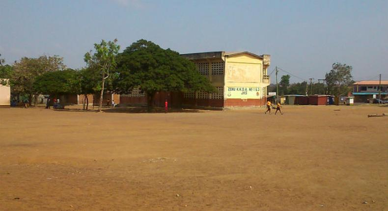 Ashaiman Government School to be demolished for a Mall