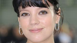 Lily Allen (fot. getty images)