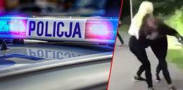 Straszne sceny w Jeleniej Górze, Porażająca brutalność nastolatek. Nagranie szokuje