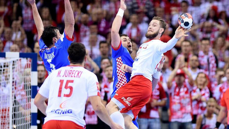 bd10ac21c 27.01.2016 EHF EURO 2016 - POLSKA - CHORWACJA - PILKA RECZNA