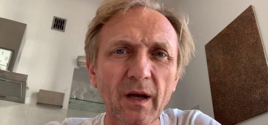 Andrzej Chyra obawia się polexitu. Do czego wzywa?