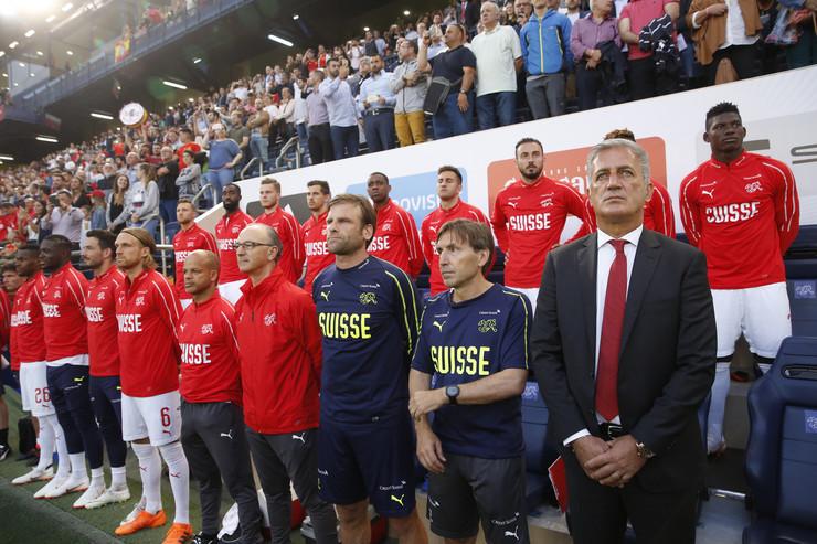 Fudbalska reprezentacija Švajcarske