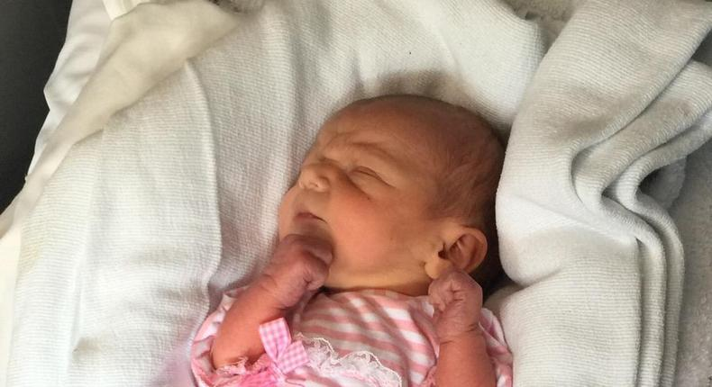 5 day old baby found in church's bathroom